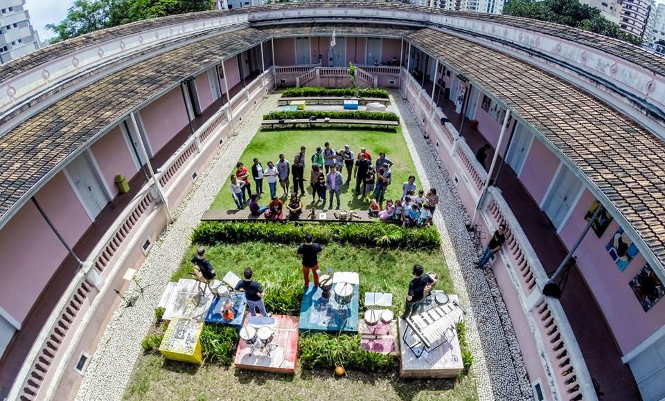 262 vagas são abertas para Escola Livre de Música no Campeche