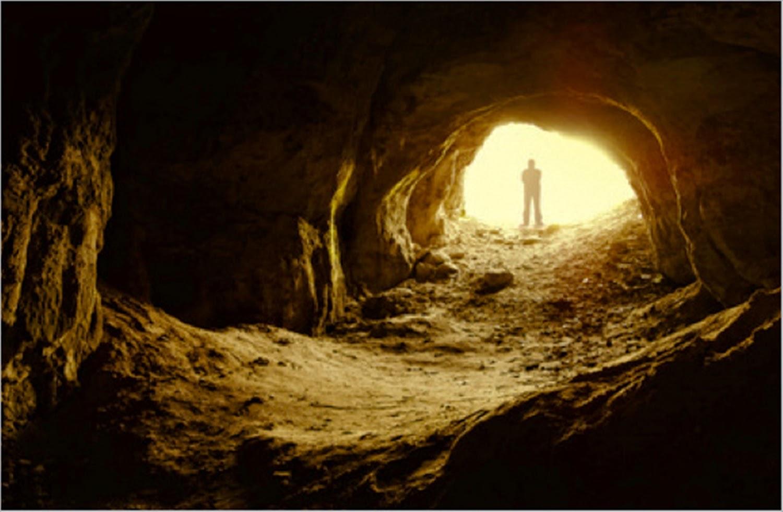 Resultado de imagem para caverna