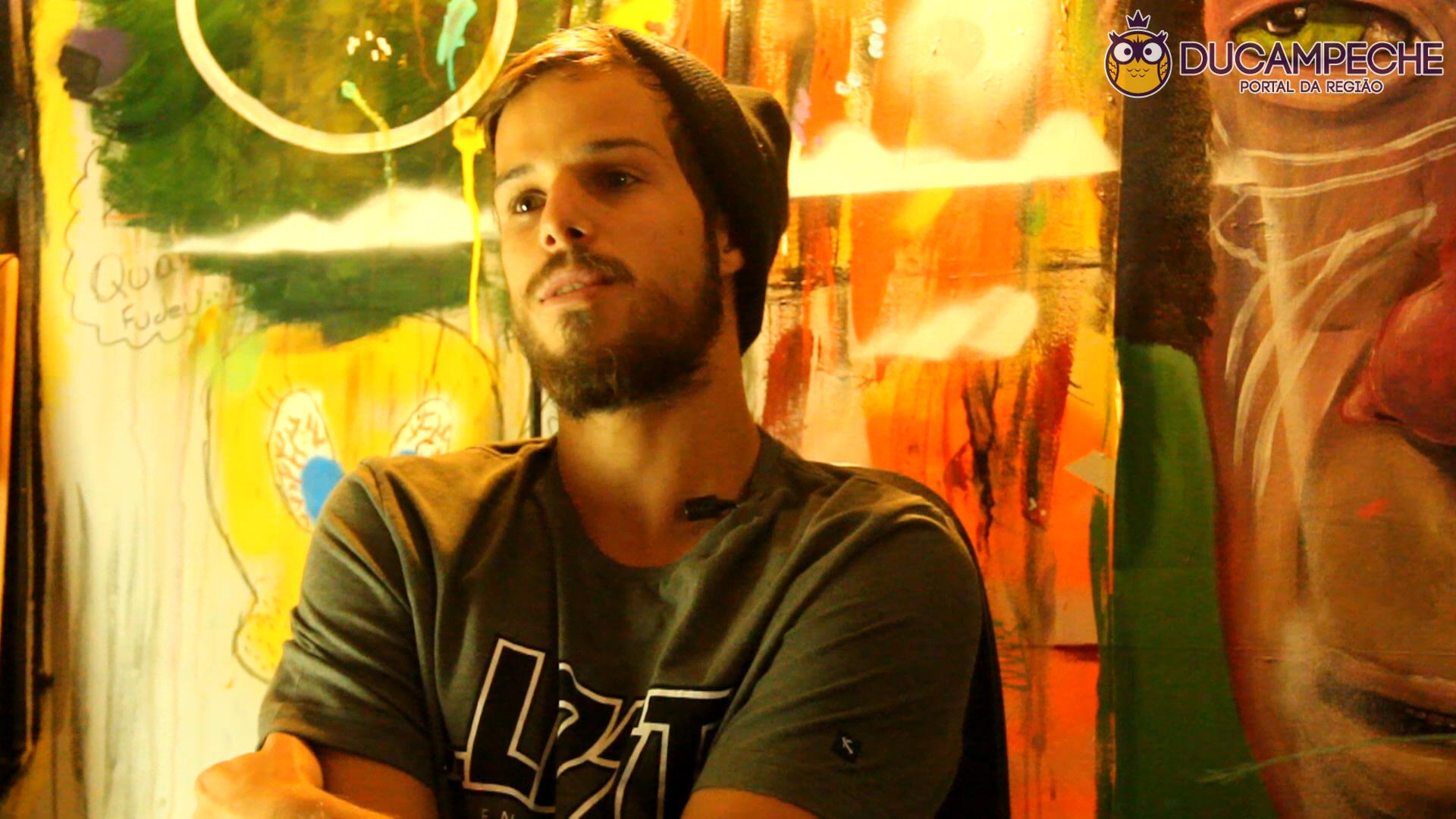 Altus Baita artista do Rio Tavares para o Mundo