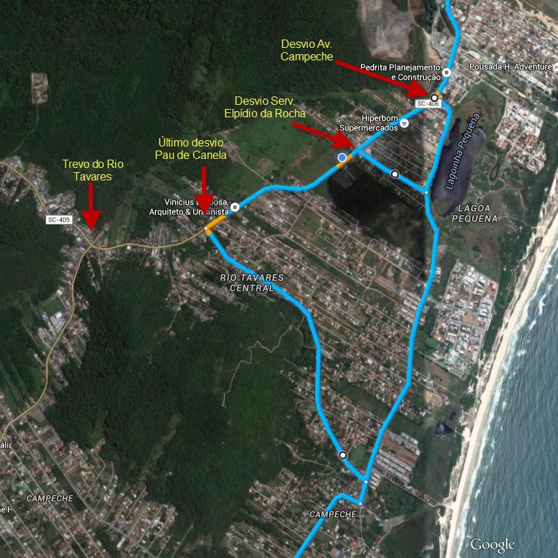 Entenda o trânsito no Elevado Rio Tavares