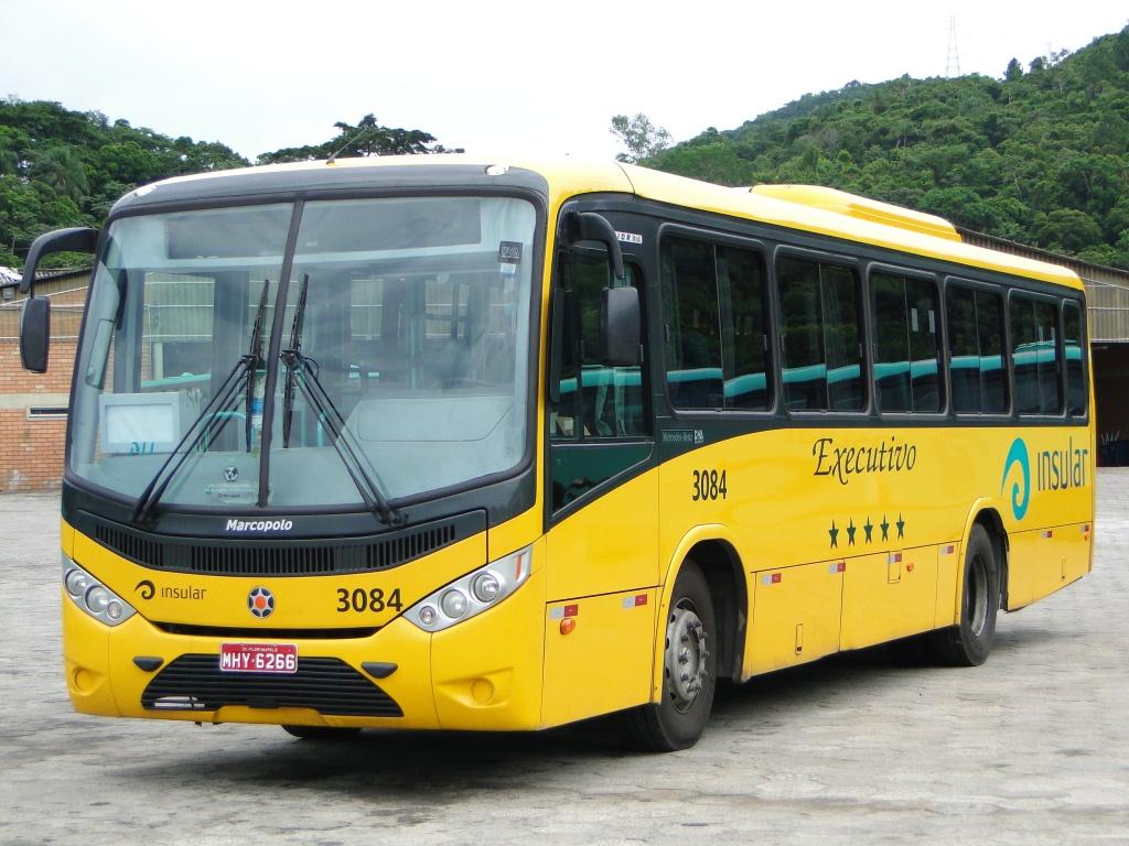 Transporte executivo de Florianópolis sofre mudanças