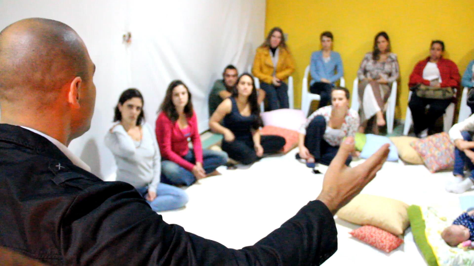 Gestar - grupo de apoio à gestante discute tipos de parto