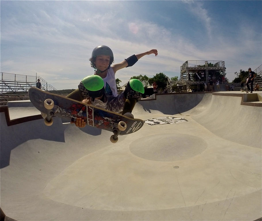 Red Bull Skate Generation 2015 invade o Rio Tavares