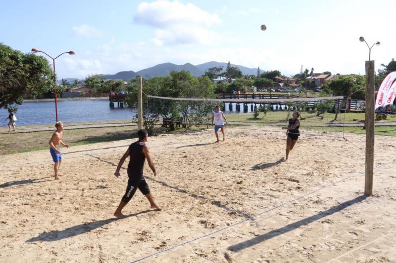 Campeche ganhou novo espaço de lazer neste fim de semana