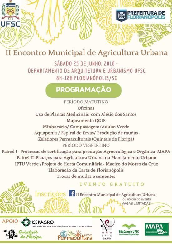 """Hortas urbanas: """"Quintais de Floripa"""" e """"10.000 Hortas na África"""""""