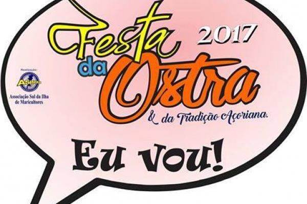 Festa da Ostra 2017 começa dia 14 no Campeche