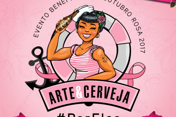 Arte&Cerveja #PorElas