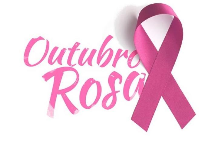 As atividades serão realizadas nas unidades de saúde para marcar o Outubro Rosa de 2018.