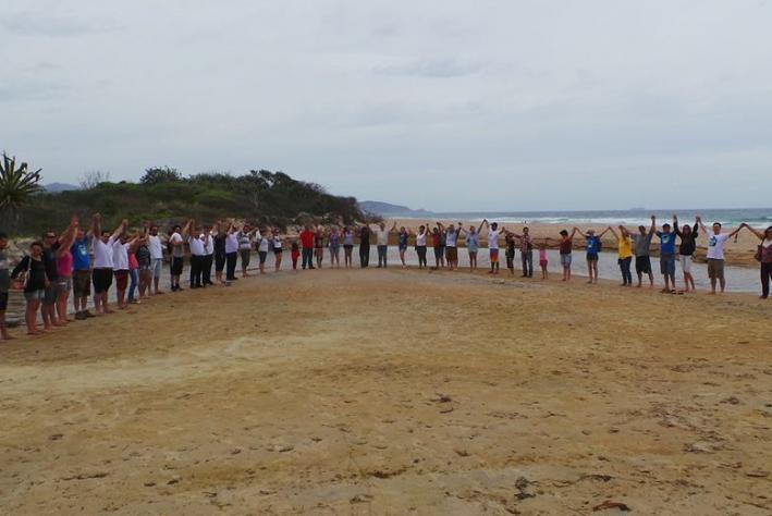 Campeche se mobiliza pelo Rio do Noca