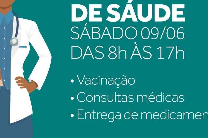 Unidades de Saúde de Florianópolis abrem no sábado, dia 9