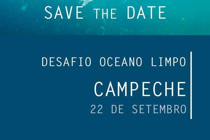 Segunda edição do Desafio Oceano Limpo estará no Campeche, neste sábado