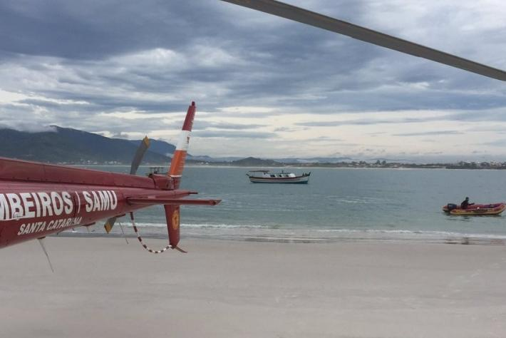 Dois pescadores morrem em naufrágio no Campeche / ARCANJO