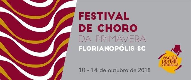 Festival de Choro da Primavera tem programação de 10 a 14 de outubro