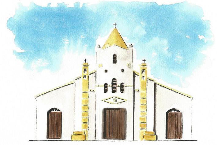 Igreja Santana Armação