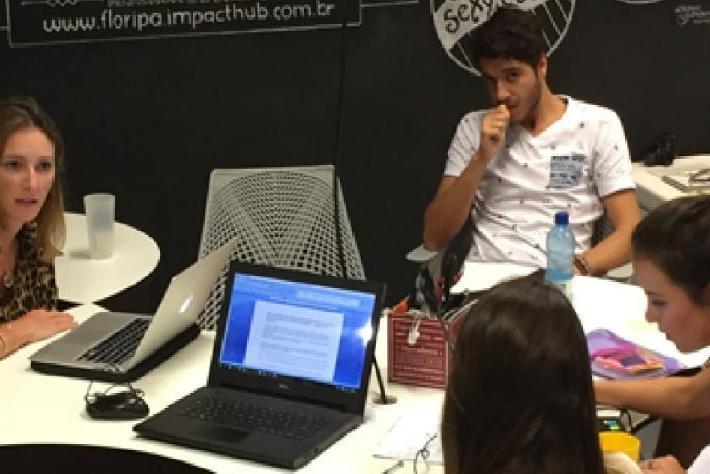 Impact Hub Coworking Florianópolis