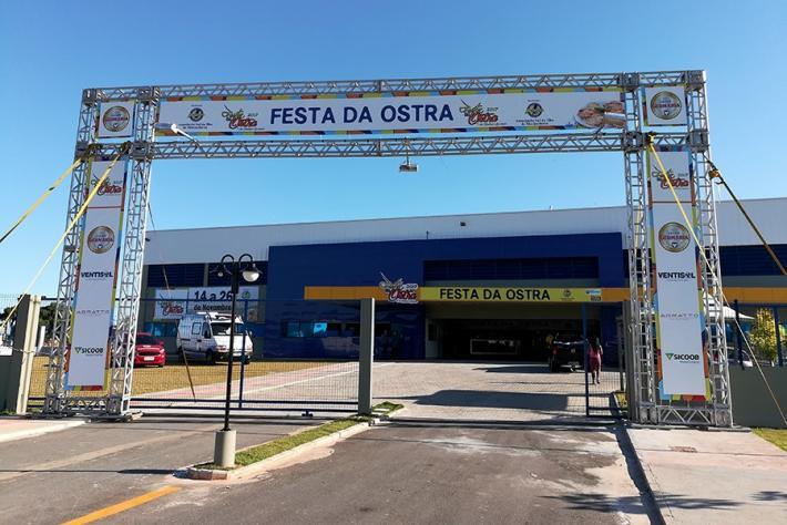 Festa da Ostra e da Tradição Açoriana é opção para o feriado em Florianópolis (crédito: divulgação)